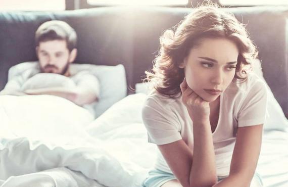 Cinsel İlişkiye Girememe - Vajinismus